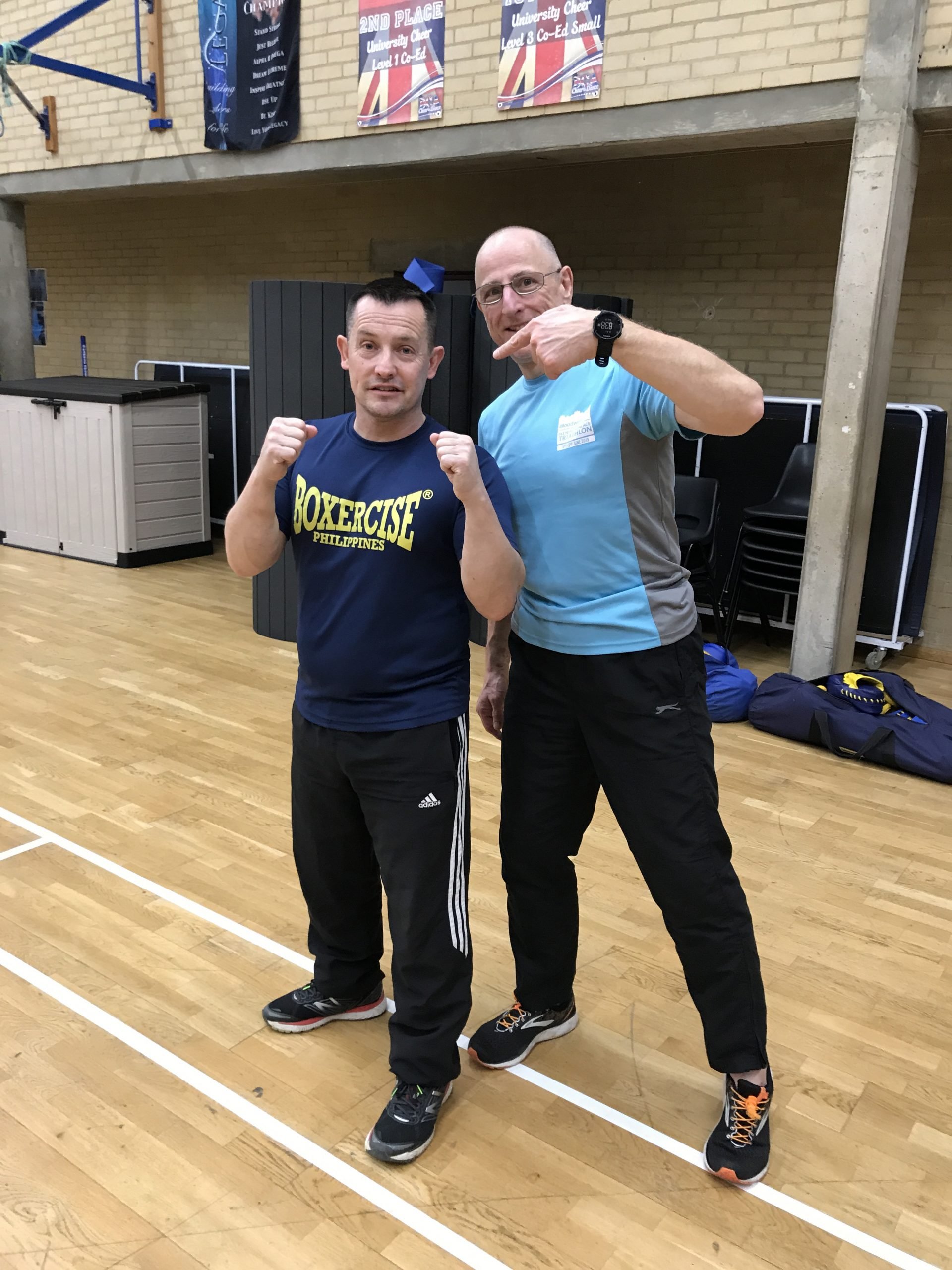 Boxing Clever with Boxercise!